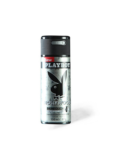 Playboy Playboy Hollywood Man Deodorant 150 ML Renksiz